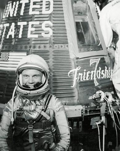 John Glenn Photo