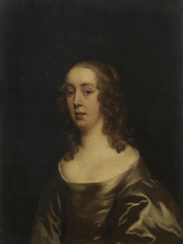 Retrato de uma Mulher Impressão giclée