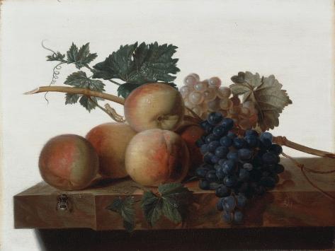Still Life, 1810 Giclée-vedos