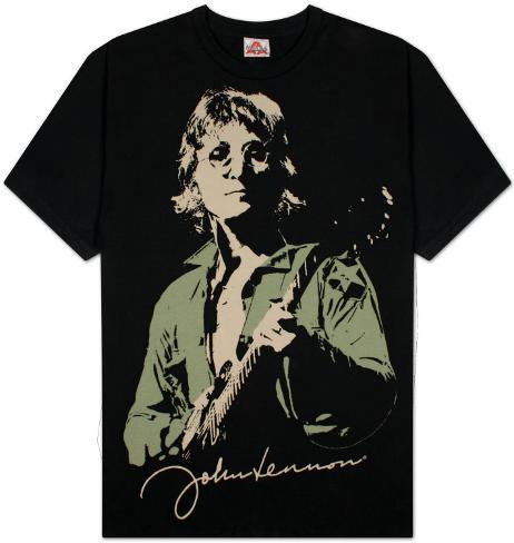ba9e1c95e John Lennon - Here We Go Again Camisetas na AllPosters.com.br
