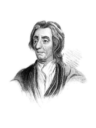 John Locke, English Philosopher Giclee Print