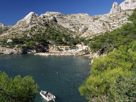 Calanque sormiou near marseille bouches du rhone for Marseille bouche du rhone