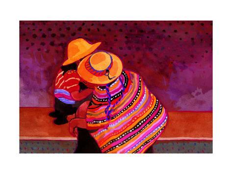The Girls of Guatemala Giclee Print