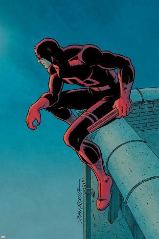 Daredevil No.500: Daredevil Poster