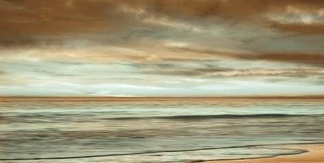 The Surf Art Print