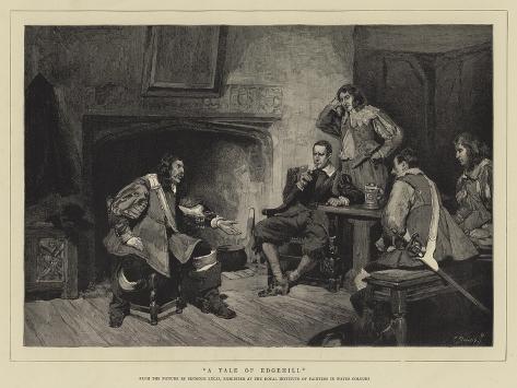 A Tale of Edgehill Giclee Print