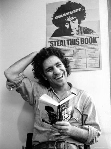 the life and contributions of abbie hoffman