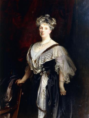 Lady Caroline Williamson, 1906 Lámina giclée