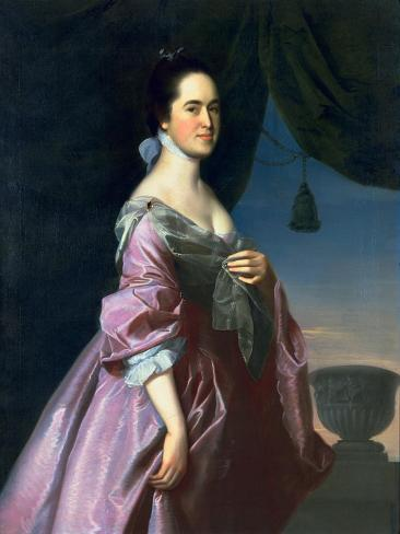 Sarah Jackson, C.1765 Lámina giclée
