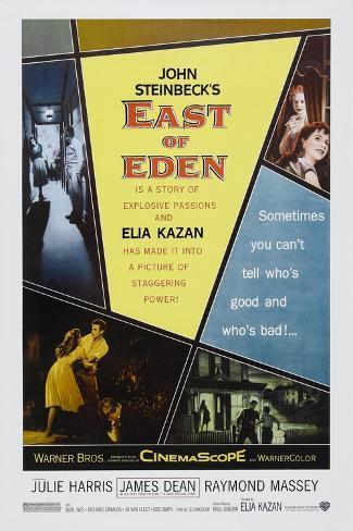 John Steinbeck's East of Eden, 1955,