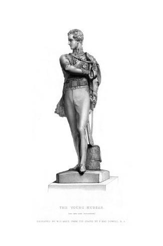 John Viscount Fitzgibbon Giclee Print
