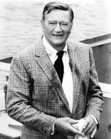 John Wayne - McQ Photo