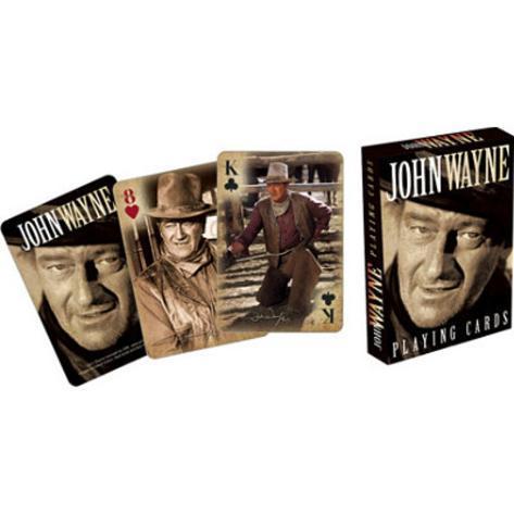 John Wayne Playing Cards Playing Cards