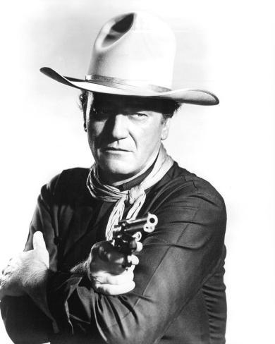 John Wayne, The Man Who Shot Liberty Valance (1962) Photo