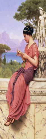 Billet Doux, 1913 Lámina giclée
