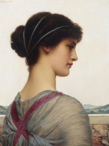 Classical Beauty, 1906 Lámina giclée