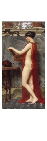 The Jewel Box, 1905 Lámina giclée