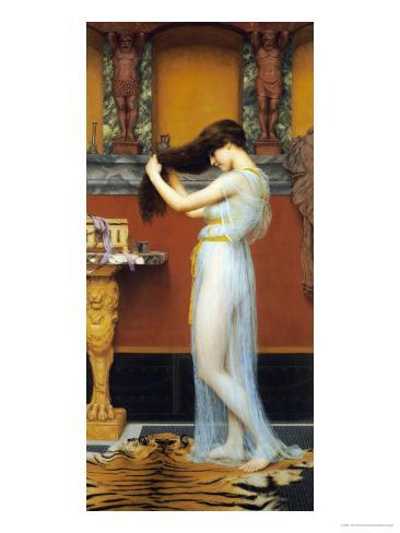 The Toilet, 1900 Giclee Print