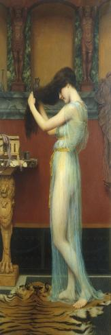 The Toilet, 1900 Lámina giclée