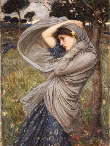 Boreas, 1903 Giclee Print