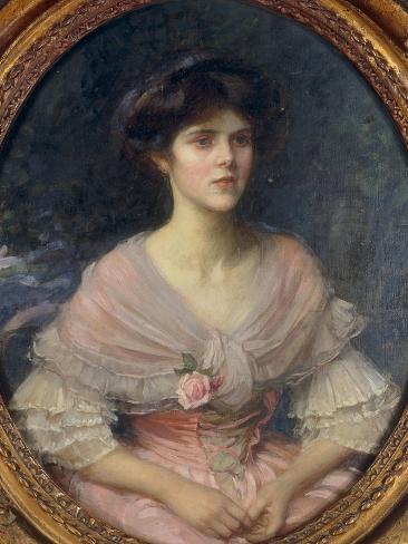 Mrs A.P. Henderson, 1908 Lámina giclée