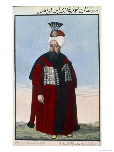 Ahmed II Giclee Print