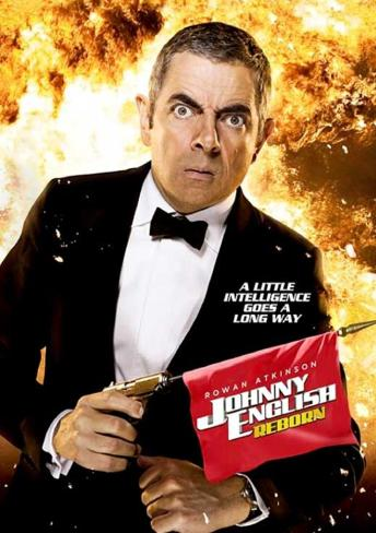 Johnny English Reborn Masterprint