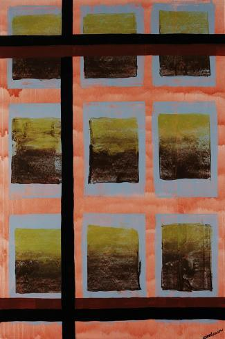 Wavering Line Giclee Print