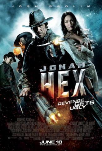 Jonah Hex Original Poster