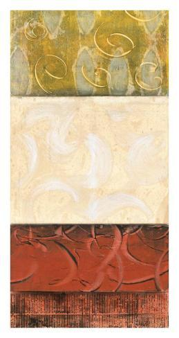 Convergence II Art Print