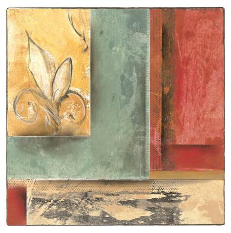 Tapestries IV Art Print