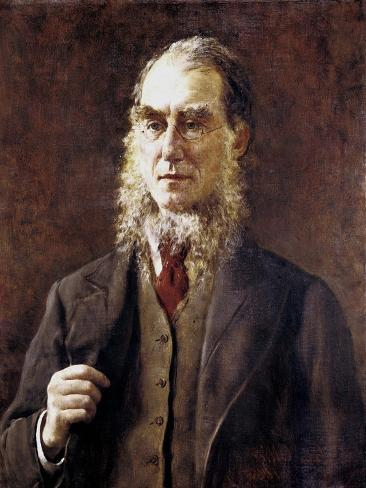 Joseph Dalton Hooker, English Botanist, Plant Geographer and Collector Giclee Print