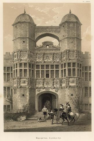 Brereton, Cheshire Giclee Print