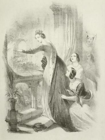 The Heroine of the Savoy Giclee Print