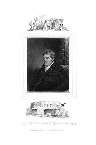 Joseph Nollekens Lámina giclée