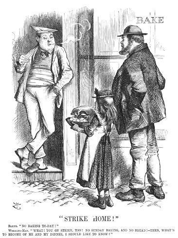 Strike Home!, 1872 Giclée-vedos