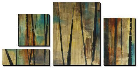 Standing - Beige Canvas Art Set