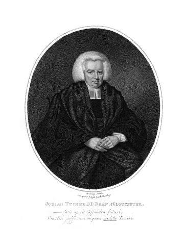 Josiah Tucker Stampa giclée