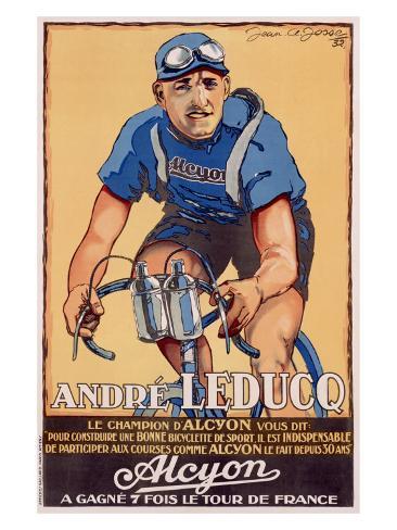 Alyon, Andre Leducq Giclee Print