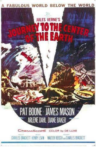 Journey to the Center of the Earth Masterprint