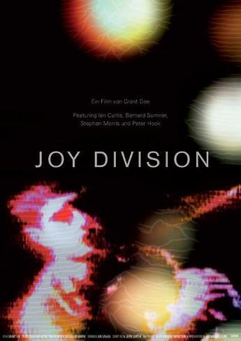 Joy Division - German Style Poster
