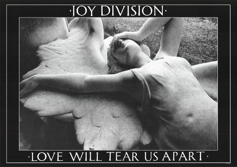 JoyDivisionLoveWillTearUsApartMusicPosterPrint