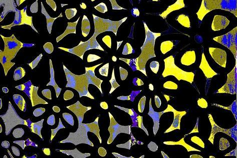 Flowers, from the Series, Italian Synagogue, 2015 Giclee Print