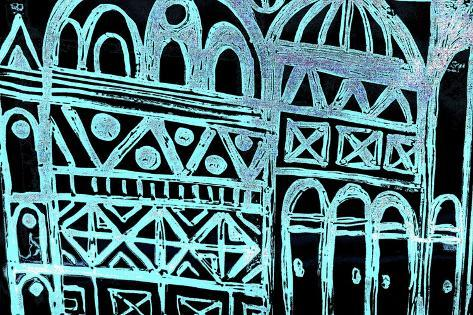 Jerusalem (2), from the Series, Italian Synagogue, 2015 Giclee Print