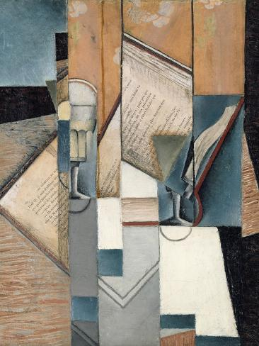 The Book, 1913 Giclee Print