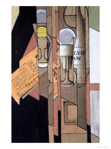 White Bordeaux, 1913 Giclee Print