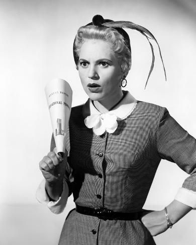 Judy Holliday - The Solid Gold Cadillac Photo