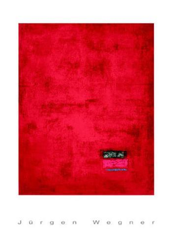Untitled, c.1991 (Red) Serigraph