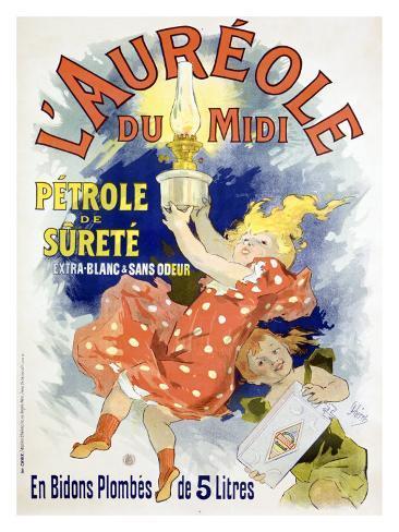 L'Aureole Giclee Print