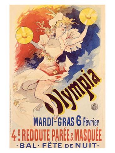 Olympia Giclee Print